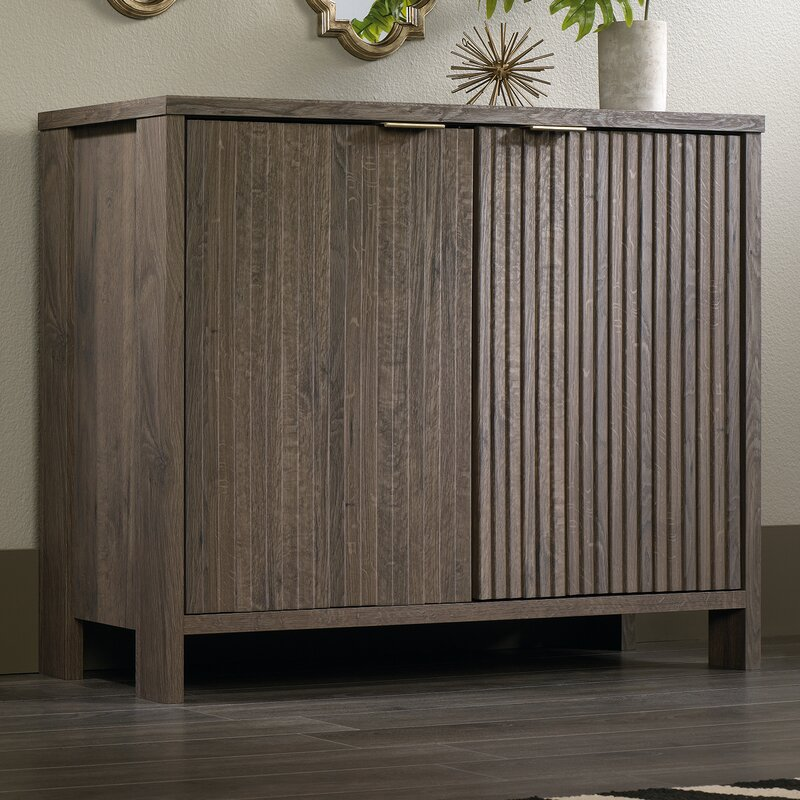 Trent Austin Design Arik 2 Door Accent Cabinet Reviews Wayfair