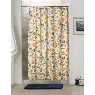 West Bay Cotton Single Shower Curtain