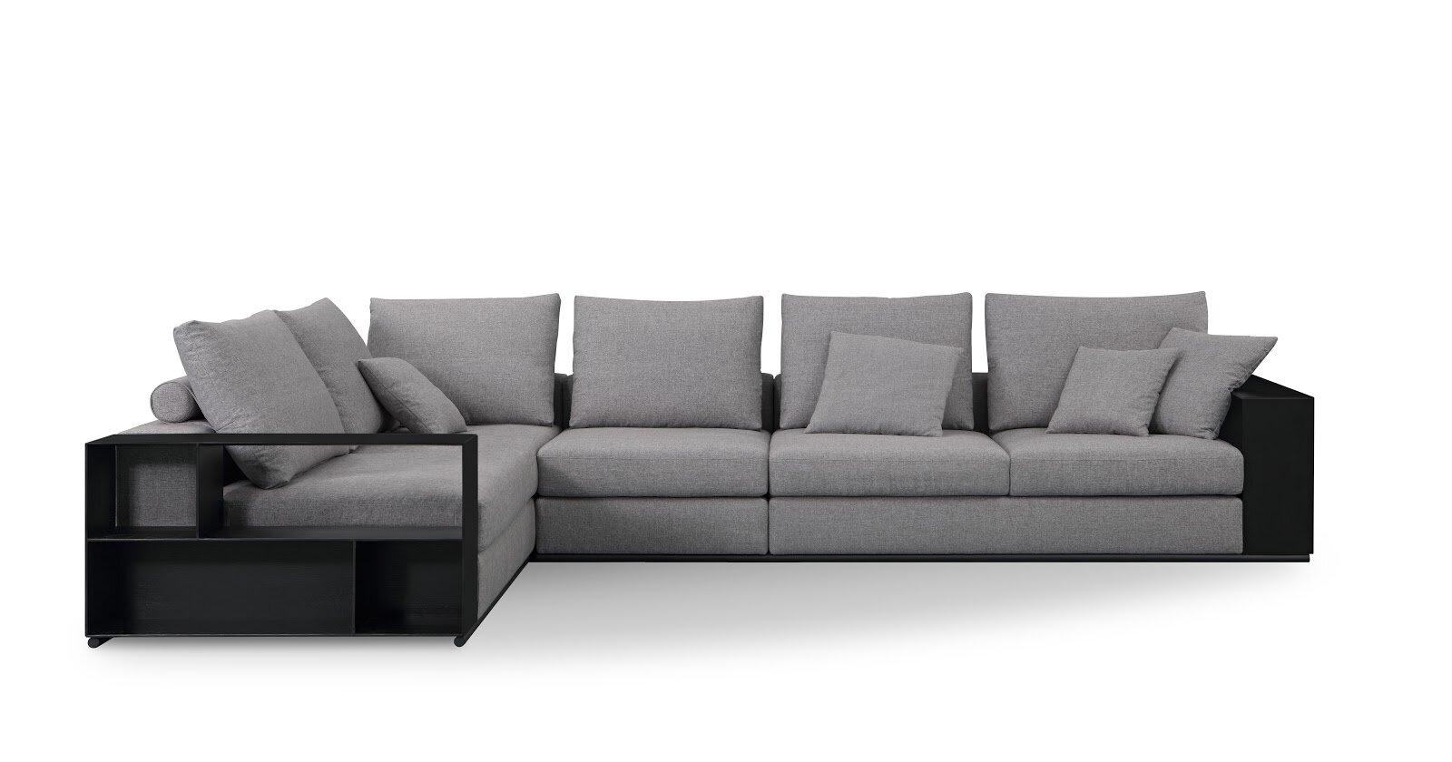 Swell Guelph Left Hand Facing Modular Sectional Creativecarmelina Interior Chair Design Creativecarmelinacom