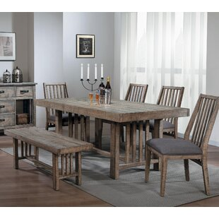 Huang 6 Piece Dining Set