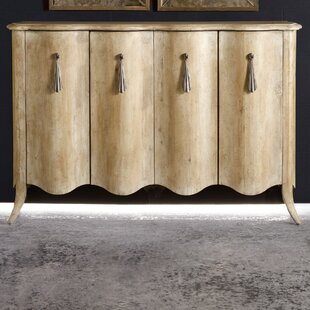 Melange Draped Sideboard Hooker Furniture