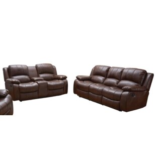Compare Woodell 2 Piece Reclining Living Room Set by Red Barrel Studio Reviews (2019) & Buyer's Guide