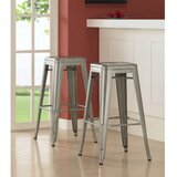 Locust Grove 30Bar Stool (Set of 4) by 17 Stories