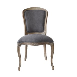 Clovis Upholstered Dining Chair Ophelia & Co.