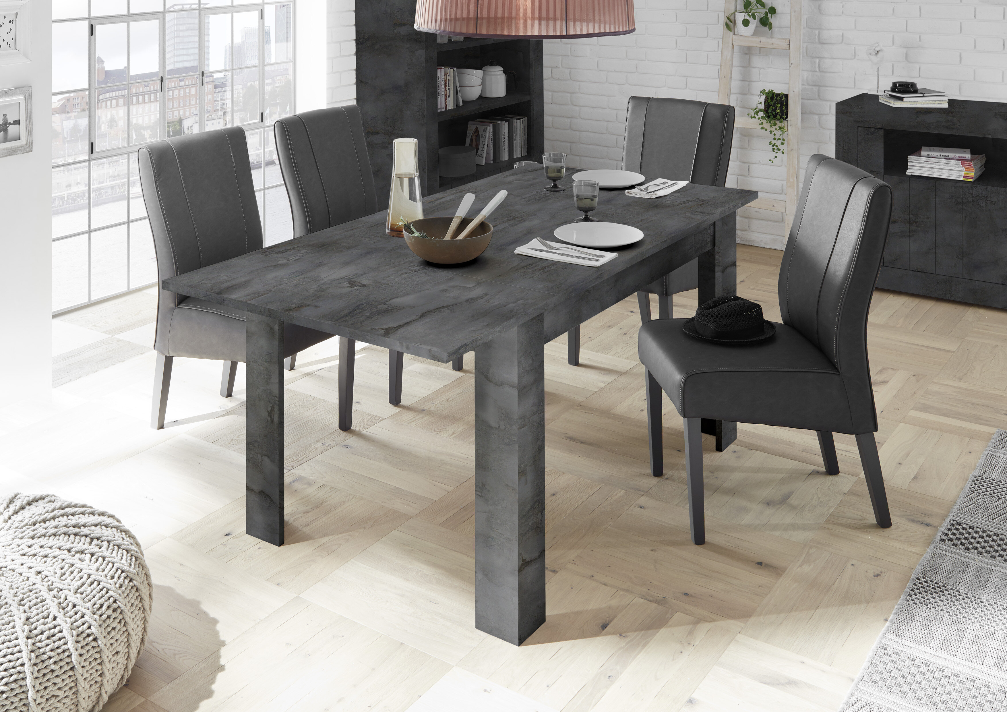 Dutra Extendable Dining Table