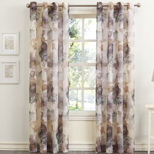 Floral Watercolor Curtains Wayfair