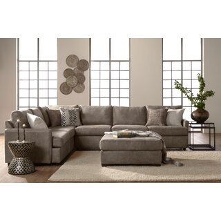 Althea Left Hand Facing Modular Sectional by Charlton Home SKU:DC440564 Order
