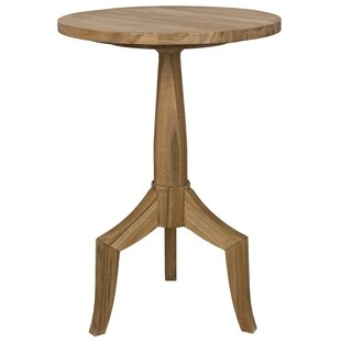 Atomic Teak End Table by Noir