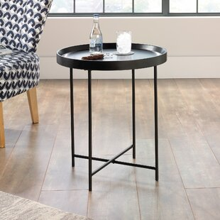 Gamma Tray Table by Ivy Bronx