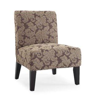 Hessie Slipper Chair (Set of 2) by Charlton Home