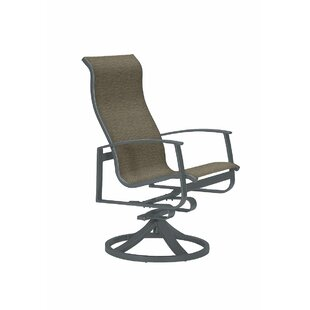 MainSail Swivel Patio Dining Chair