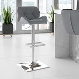 Walton Adjustable Height Swivel Bar Stool by Upper Square™