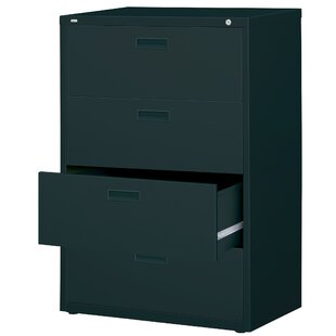 Fournier 4-Drawer Lateral File by Rebrilliant