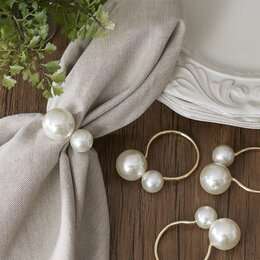 Napkin Rings, Place Card Holders & Food Markers
