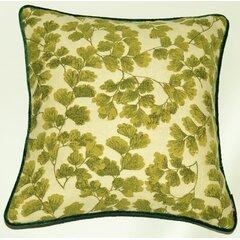 Holoman Floral Throw Pillow East Urban