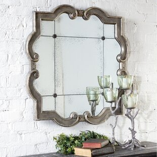 vintage etched mirrors wayfair