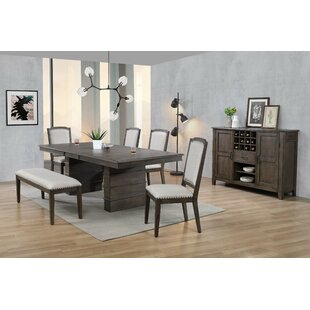 Seaver 7 Piece Extendable Dining Set