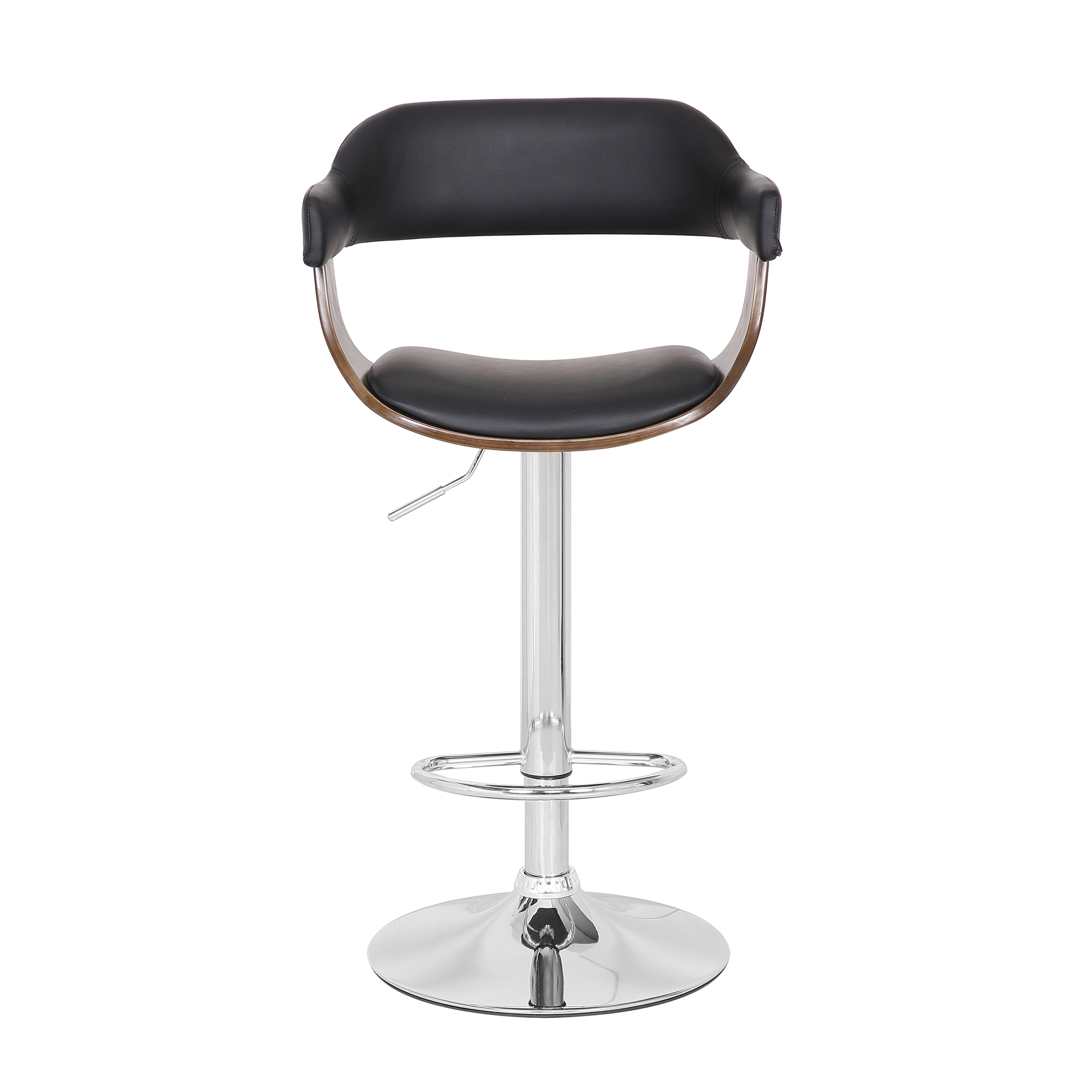 Astonishing Industrial Pedestal Bar Stools Youll Love In 2019 Wayfair Alphanode Cool Chair Designs And Ideas Alphanodeonline