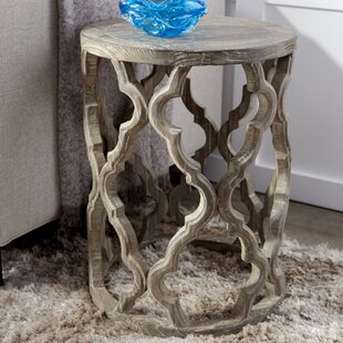 Reviews Sirah Side Table by Cyan Design
