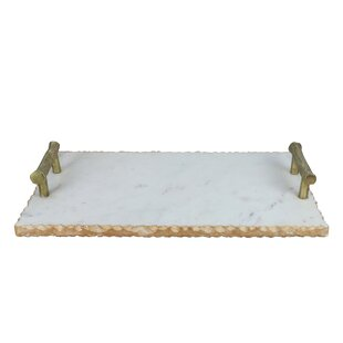 Imler Marble Accent Tray