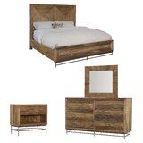 L'Usine Standard Configurable Bedroom Set by Do Not Use - Hooker Furniture