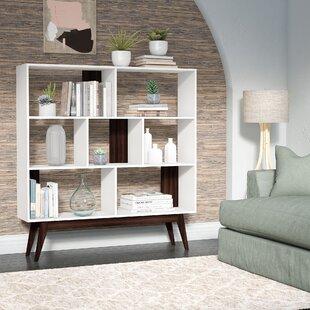 Mayela Standard Bookcase
