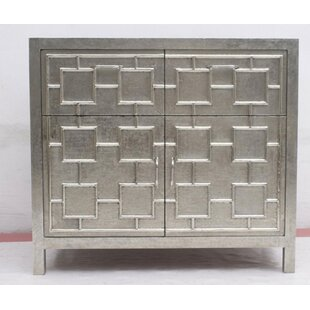 Mirfield 2 Drawer and 2 Door Accent Cabinet by Everly Quinn
