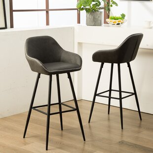 Lansdale 29 Bar Stool (Set of 2) Williston Forge