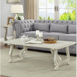 Buy clear Nash Coffee Table by Rosecliff Heights Reviews (2019) & Buyer's Guide