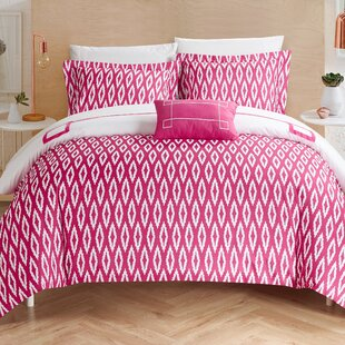 Kendall Reversible Duvet Cover Set