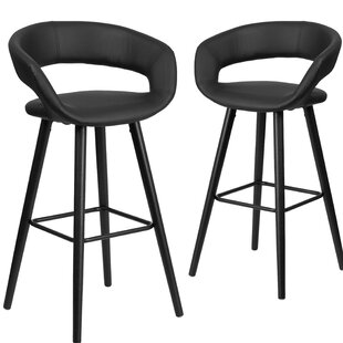 Palafox 29 Bar Stool (Set of 2) by Orren Ellis