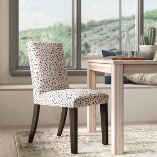 Gandy Parson Chair by Ebern Designs Savings