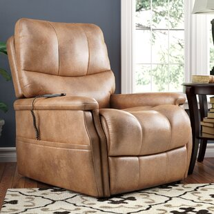 Flanigan Power Lift Assist Recliner By Red Barrel Studio
