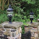 Best Deals Triplehorn 4-Light Outdoor Sconce By Alcott Hill