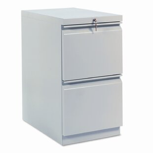 Brigade Mobile 2-Drawer Pedestal File