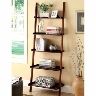 Read Reviews Pafford Contemporary Ladder Bookcase By Winston Porter
