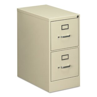 Best Chamberlin 2-Drawer Vertical Filing Cabinet by Symple Stuff