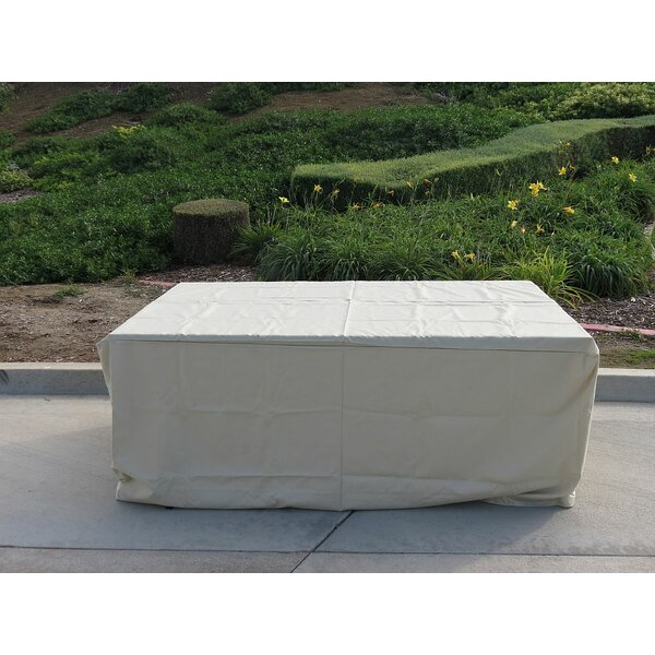 Freeport Park Rectangular Patio Table Cover | Wayfair