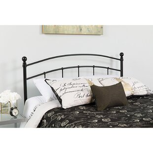 Binns Decorative Panel Headboard by Canora Grey