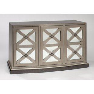 3 Door Accent Cabinet by Artmax