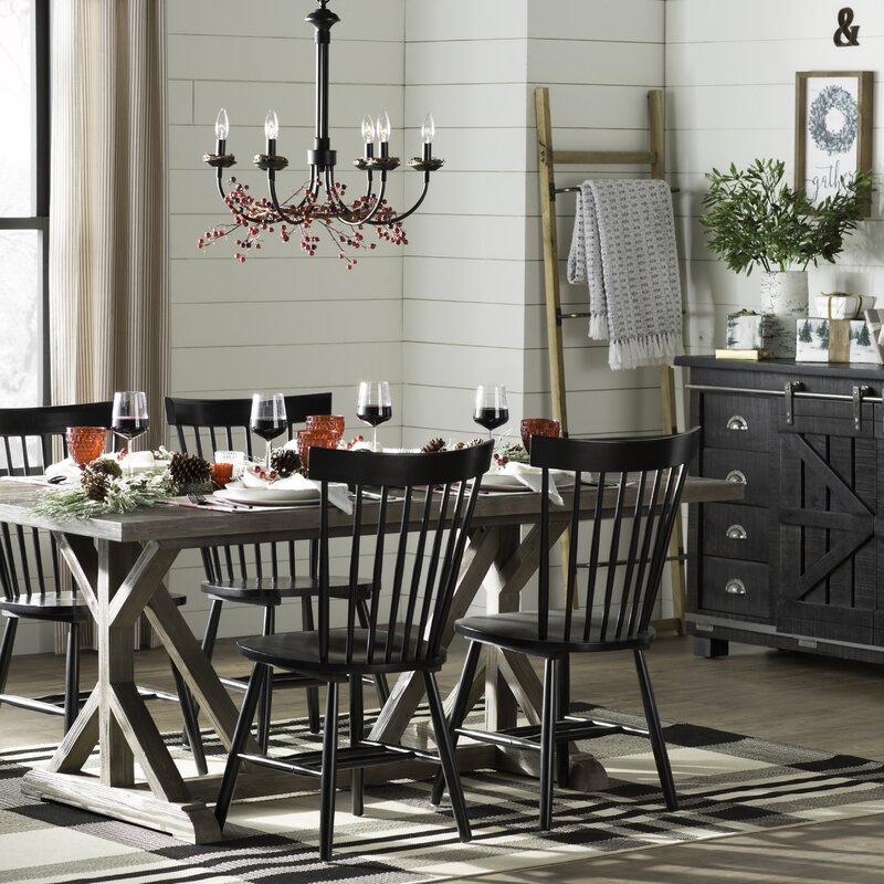 Laurel Foundry Modern Farmhouse Shaylee 6-Light Chandelier & Reviews on
