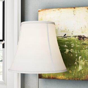 16 Linen Bell Lamp Shade