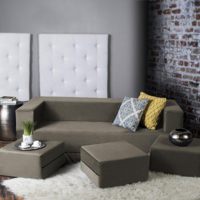 Pleasing Eugene Modular Sofa Ncnpc Chair Design For Home Ncnpcorg