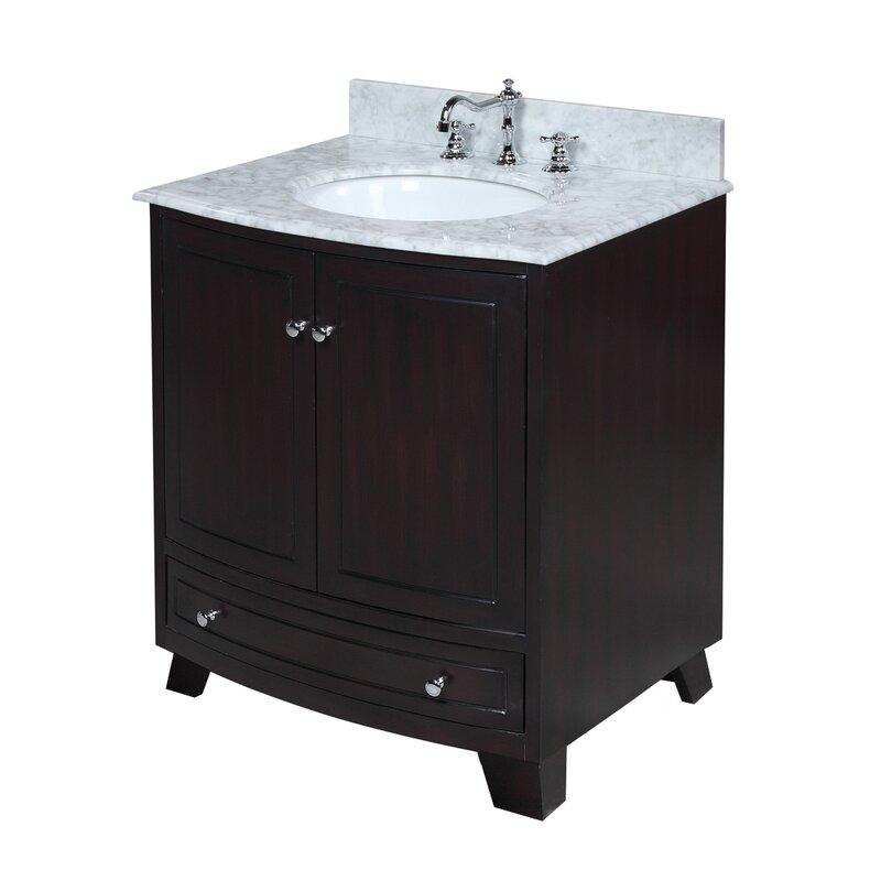 "Palazzo 30"" Single Bathroom Vanity Set"