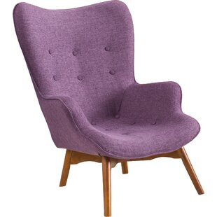 Cool Accent Chair Purple Decoration
