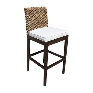 Sanibel 31.75 Bar Stool by Panama Jack Sunroom Wonderfult