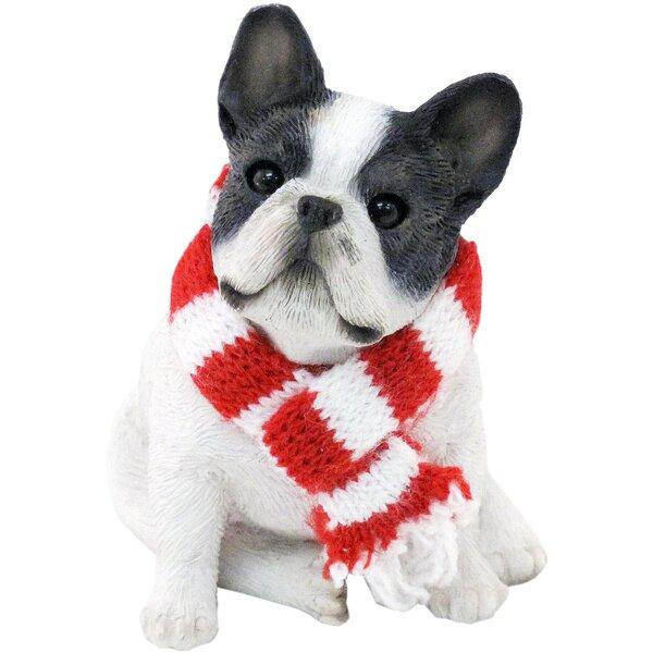 - Sandicast Brindle French Bulldog Christmas Ornament & Reviews Wayfair