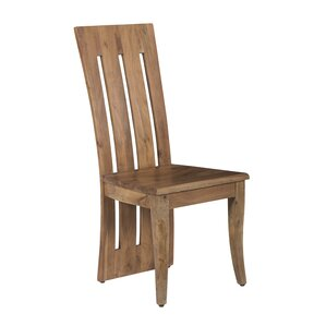 Payton Solid Wood Dining Chair (Set of 2) by Union Rustic
