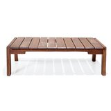 Marvine Wooden Coffee Table