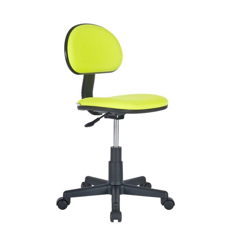 symple stuff armless desk chair wayfair rh wayfair com armless desk chairs without wheels armless office chairs cheap